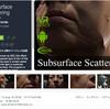 【新作アセット】人間の肌をSSSでフォトリアルな質感に! VR、WebGL、Androidでも動作するサブサーフェイス・スキャタリング「Subsurface Scattering」