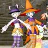Halloween × Halloween その2(花屋カフェ〜RABUM Fleur〜)