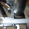 H3 フロントフォークのインナーチューブ径