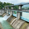 神水ダム(群馬県藤岡)