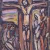 キリストは死の縄目につながれたり