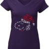 Cute Christmas Snoopy Glitter shirt