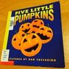 """ハロウィンにぴったりの手遊び """"Five Little Pumpkins"""""""