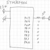 Lチカ / 外づけLED / 出力モードを切り換えるためのグローバル函数