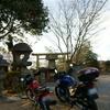 次女と行く初詣ツーリング ~猫とオートバイの神様~