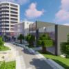 【マイクラ】ちょっとだけおしゃれな雑居ビルを建てる