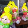 3月のカフェカトニーバルーンレッスン開催しました。