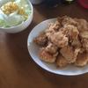 夕食は鶏むね肉の唐揚げに決定!暑さにやられ自宅で休息