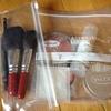 ☆無印の小型鏡用手作りケース