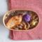 紫色のお弁当おかずは、彩りの救世主