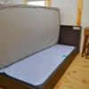ニトリの洗える除湿シートでベッド・寝具の除湿・湿気対策