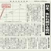 経済同好会新聞 第134号「日本、失われ続ける時代」