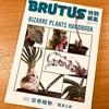 ビザールプランツが盛りだくさん「BRUTUS特別編集 合本・珍奇植物」のすすめ