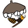 スズメバチの駆除方法について  そしてワイルドな父