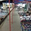 ラオス一人旅旅行記 ④ルアンパバーン市内 夜市と朝市