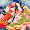 「細長の姫」スキャナー画像再アップ:「絵画商法」に遭った話