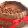 ティラミスのシャルロットケーキ