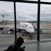 ファーストクラス世界一周航空券JGC修行10-2 ブリティッシュ・エアウェイズ ロンドン→サンフランシスコ ファーストクラス搭乗記
