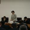 12月県議会へ政調会が始まりました。知事申し入れ作りへ県議団の分担を決めました。