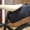 サドルバッグ「オーストリッチSP-705」を装着!!!