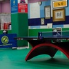 何ヶ月ぶり??上海で卓球の練習