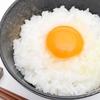 卵かけごはん。コスパもバリエーションも素晴らしい。