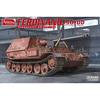 1/35『ドイツ 重駆逐戦車 フェルディナント 150100号 最終生産車輛』プラモデル【アミュージングホビー】より2021年4月発売予定♪