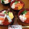 北海道 札幌場外市場「北の漁場」での食事!