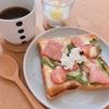 朝ご飯:ランチョンミートで贅沢サンドイッチ風トースト☆ランチョンミートとは?