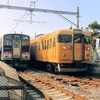 7200系電車R08編成 金蔵寺駅で