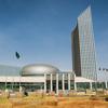 今日の中国39 アフリカ連合(African Union)ビルのシステムは中国が掌握