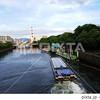 都会を流れる川と自然(上海・大阪)