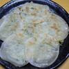 白菜が大量にあるけど時間がないので包まない餃子を作りました