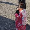 3歳の娘の七五三のお参りとフォトスタジオでの撮影のこと。