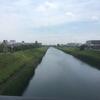 毛長川から江戸川へ