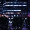 ゼットンビルディング【夜さんぽスナップ写真】