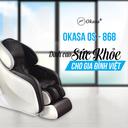 Ghế massage chính hãng Okasa