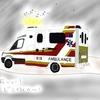 通り過ぎられてヒヤヒヤ。娘が香港の救急車で公立病院に運ばれる