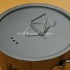 【トークス・LID-D80】スノーピークのチタンシングルマグ450に使えるチタン製のフタについて