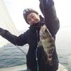 2/1 鳴門船メバルサビキで良型♪