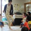 幼稚園のお誕生日会!
