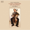 バッハ:無伴奏チェロ組曲第1番~第3番 / ビルスマ (1979/2019 SACD)