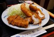 銀座ランチは遅めが正解!13時からはミックスフライ定食が500円、昭和45年創業「とんかつ不二」の心意気がたまらない