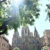 バルセロナ*カテドラル