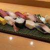西麻布のど真ん中に海があった。僕はそれを見つけて飛び込んだ。後に気づいた、そこがお寿司屋さんだったということを。【西麻布「鮨市郎」にぎりだけ(1500円)】