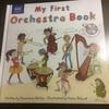ジュリアード音楽院のショップでお買い物②My First Orchestra Book