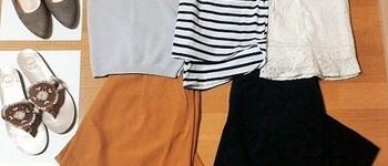 夏の洋服はユニクロとグラニフが活躍!30代主婦コーデ公開