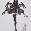 スマホRPG【陰陽師】吸血姫の新スキン!カッコイイ?可愛い?ないわあ・・と意見が分かれる