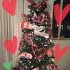 クリスマスツリーを片付けるのが面倒なので…