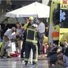 スペイン連続テロ、組織的犯行か 4人拘束14人死亡